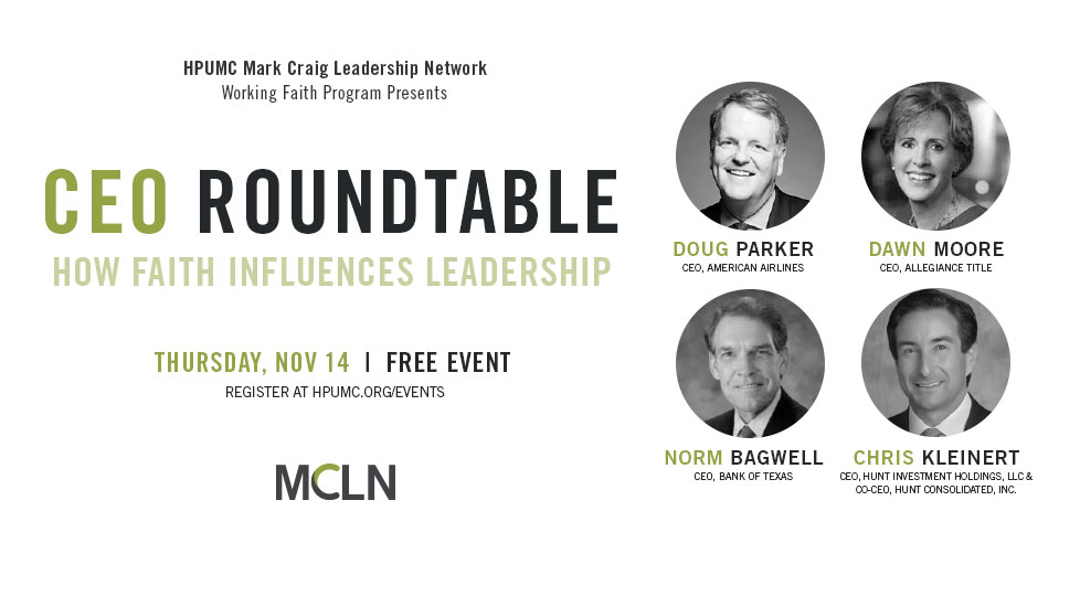 MCLN: CEO Roundtable