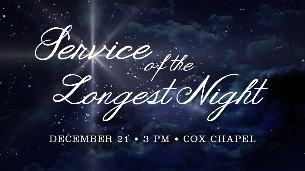 Service of Longest Night