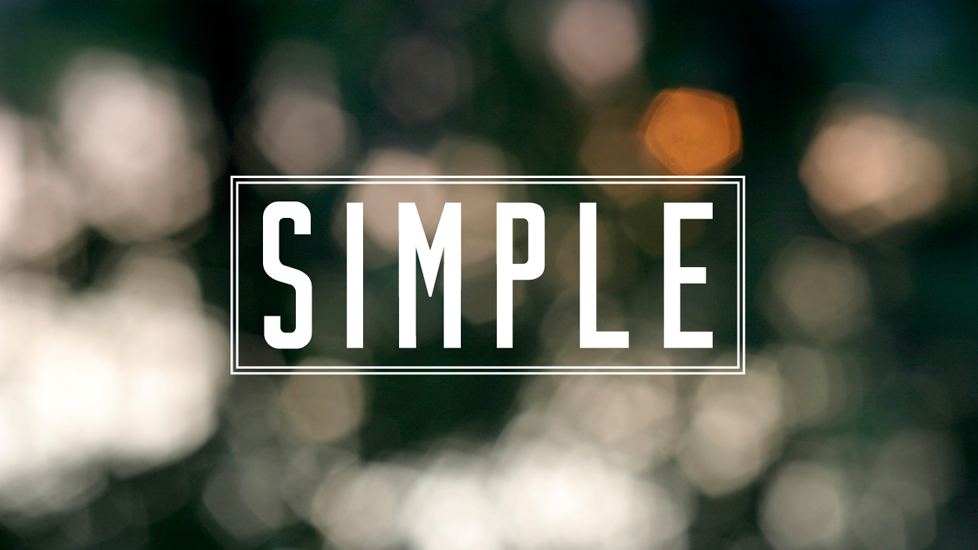 Highland Park United Methodist Church Sermon Series Simple